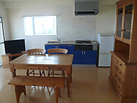 第一すいめいマンション1LDK(室内)